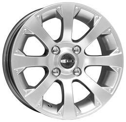 Автомобильный диск Литой K&K Аркада-Нова 5,5x13 4/98 ET 25 DIA 58,6 Блэк платинум