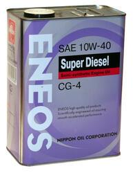 Моторное масло ENEOS SUPER Diesel 10W40 OIL1328