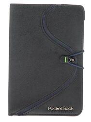 "6"" Чехол-книжка Viva Touch S-style VPB-Si622Blue черный"