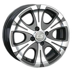 Автомобильный диск Литой LS 268 6x14 4/98 ET 35 DIA 58,6 GMF