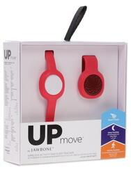Фитнес-браслет Jawbone UP Move красный