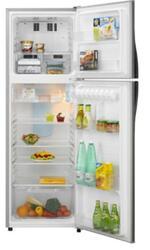 Холодильник с морозильником Sharp SJ351VWH белый