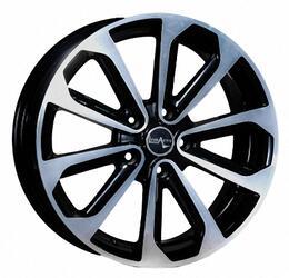 Автомобильный диск Литой LegeArtis NS69 6,5x17 5/114,3 ET 40 DIA 66,1 BKF