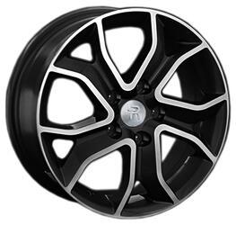Автомобильный диск литой Replay MI80 6,5x16 5/114,3 ET 38 DIA 67,1 BKF