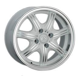 Автомобильный диск Литой LS 323 6,5x15 4/100 ET 40 DIA 73,1 WF