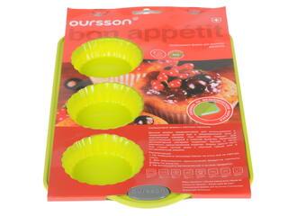 Форма для выпекания Oursson BW3004S/GA зеленый