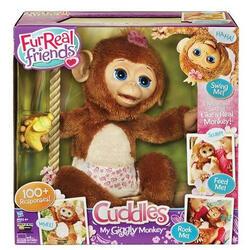 Интерактивная игрушка Hasbro FurReal Friends Смешливая обезьянка
