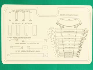 Набор инструментов SATA 09014