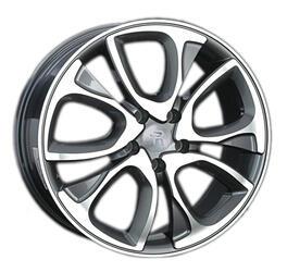 Автомобильный диск литой Replay PG45 7x18 5/114,3 ET 38 DIA 67,1 GMF