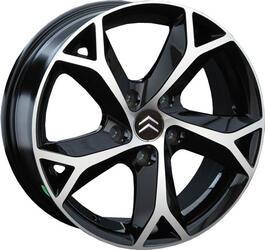 Автомобильный диск Литой Replay Ci11 6,5x16 5/114,3 ET 38 DIA 67,1 BKF