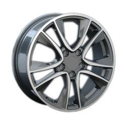 Автомобильный диск литой LegeArtis H36 7x18 5/114,3 ET 50 DIA 64,1 GMF