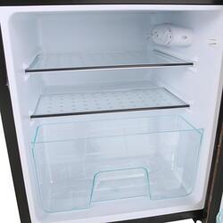 Холодильник Tesler RCT-100 коричневый