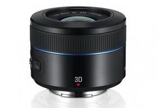 Объектив Samsung 45mm F1.8 2D/3D