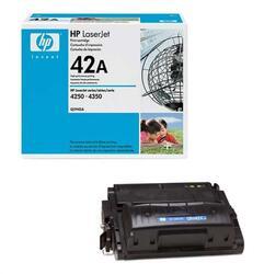 Картридж лазерный HP 42X (Q5942X)