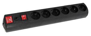 Сетевой фильтр MOST R 5 m черный