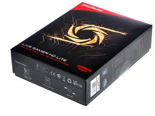 Устройство видеозахвата AVerMedia Live Gamer HD Lite