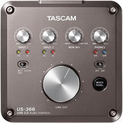 Внешняя звуковая карта Tascam US-366