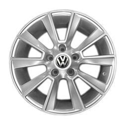 Автомобильный диск литой Replay VV134 6,5x16 5/112 ET 33 DIA 57,1 Sil