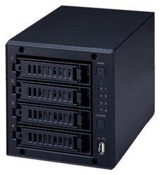 Сетевое хранилище Buffalo LinkStation Pro Quad LS-QVL/E-EU