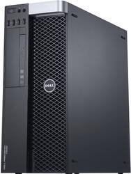 ПК Dell Precision T3600 Xeon E5-1603 (2.8)/4x2Gb/1Tb 7.2k/Q600 1Gb/DVDRW/Win 7 Prof 64/клавиатура/мышь