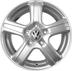 Автомобильный диск Литой Replay VV53 6x15 5/100 ET 43 DIA 57,1 Sil