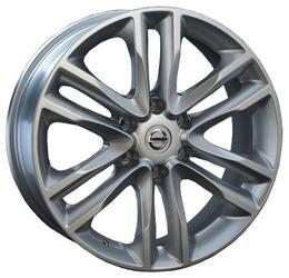 Автомобильный диск литой Replay GN48 8x20 6/139,7 ET 35 DIA 77,8 GM