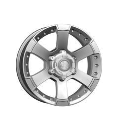Автомобильный диск  K&K М56 7x16 6/139,7 ET 38 DIA 108,1 Блэк платинум