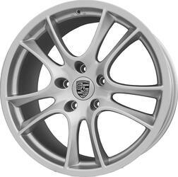 Автомобильный диск Литой Replay PR6 10x21 5/130 ET 50 DIA 71,6 Sil