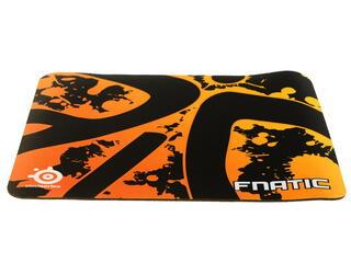 Коврик SteelSeries QcK+ Limited Edition Fnatic