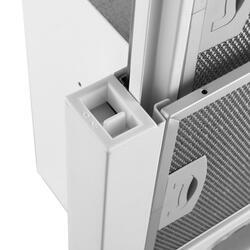 Вытяжка полновстраиваемая Zigmund & Shtain K 002.61 W белый