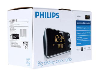 Часы радиобудильник Philips AJ3551/12