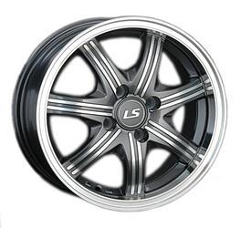 Автомобильный диск Литой LS 323 6,5x15 5/114,3 ET 40 DIA 73,1 GMF