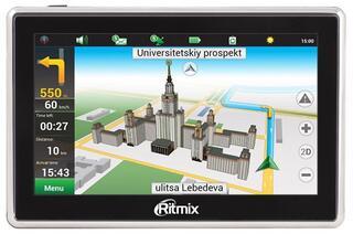GPS Навигатор Ritmix RGP-570