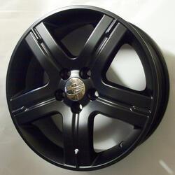 Автомобильный диск литой Replay SB5 7x17 5/100 ET 48 DIA 56,1 MB