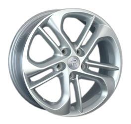 Автомобильный диск литой Replay RN90 6,5x17 5/114,3 ET 40 DIA 66,1 Sil