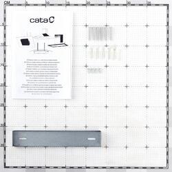Вытяжка каминная Cata S 900 серебристый