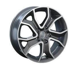 Автомобильный диск Литой Replay CI10 6,5x16 5/114,3 ET 38 DIA 67,1 GMF
