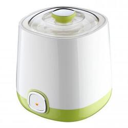Йогуртница IRIT IR-5701 белый, зеленый