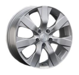 Автомобильный диск литой Replay H21 6,5x16 5/114,3 ET 55 DIA 64,1 Sil