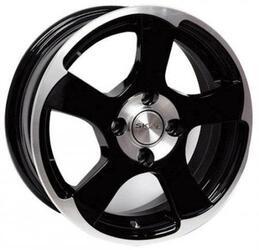 Автомобильный диск Литой Скад Акула 5,5x14 5/100 ET 35 DIA 57,1 Алмаз