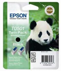 Картридж Epson S020206/S020208 Black (Ориг.) Sylus Color 400/440/460/500/600/640/660/670 (по 2 шт.)