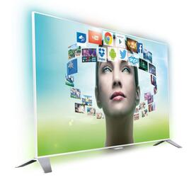 "48"" (121 см)  LED-телевизор Philips 48PFS8209 белый"