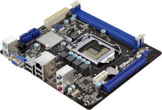 Плата Asrock H61M-VG3 Socket-1155 Intel H61 DDR3 mATX AC`97 6ch(5.1) GbLAN SATA2 VGA