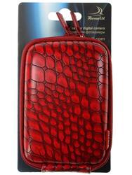 Чехол Roxwill C10 croco красный