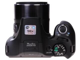 Компактная камера Canon PowerShot SX530 HS черный
