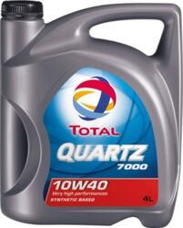 Моторное масло TOTAL QUARTZ 7000 10W40 148593
