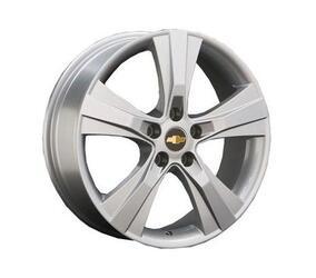 Автомобильный диск литой Replay GN23 7x17 5/105 ET 42 DIA 56,6 Sil