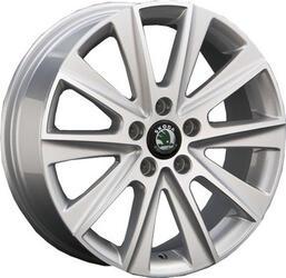 Автомобильный диск литой Replay SK16 7x17 5/112 ET 49 DIA 57,1 SF