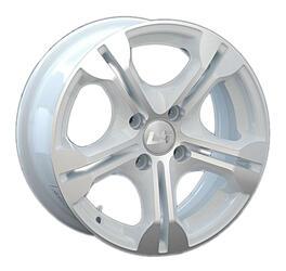 Автомобильный диск Литой LS 103 5,5x13 4/98 ET 35 DIA 58,6 White
