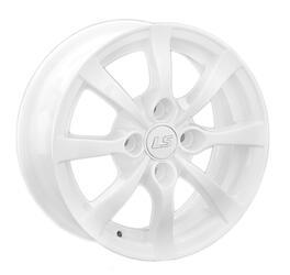 Автомобильный диск Литой LS ZT388 5x13 4/98 ET 35 DIA 58,6 White